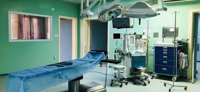 إدارة المشروعات تواصل متابعة المستشفيات